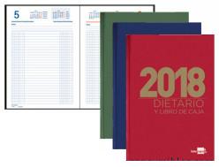 Dietarios y cuadernos de caja